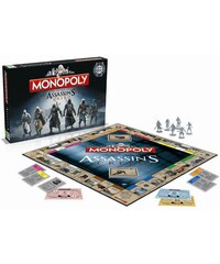 Winning Moves Assassins Creed - Monopoly - multicolore
