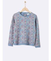 Cyrillus Sweat-shirt en coton - imprimé