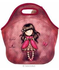 Santoro London - Neoprenová taška na jídlo - Gorjuss - Ladybird