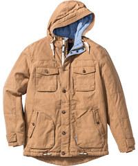 bpc bonprix collection Jacke Regular Fit langarm in beige für Herren von bonprix