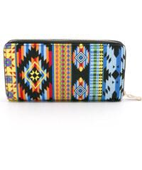 Dámská peněženka Etno Obsession barevná v etno stylu