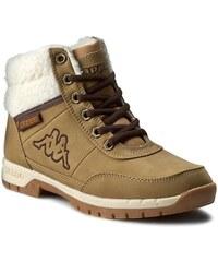 Turistická obuv KAPPA - Bright Mid Fur T 260329T Beige/Offwhite 4143