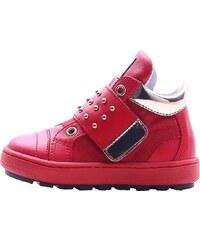 Naturino Sneaker high red