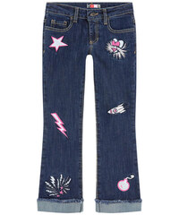 MSGM Girl cropped jeans