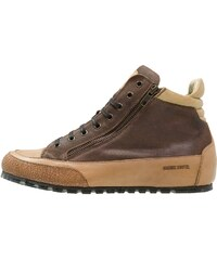 Candice Cooper ANTONY Sneaker high bud legno guanto/guanto cappucino/tortora