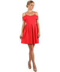 Glara Spoločenské šaty na dvojité ramienka ab19209f74f