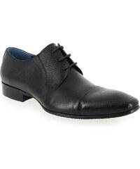 Chaussures à lacets Homme Kdopa en Cuir Noir