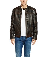 Mustang Leather Herren Jacke Whyte