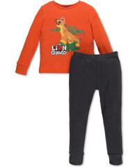 C&A Die Garde der Löwen Schlafanzug in Orange