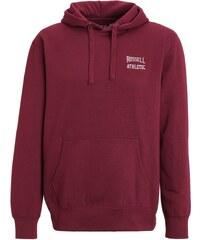 Russell Athletic Sweatshirt red