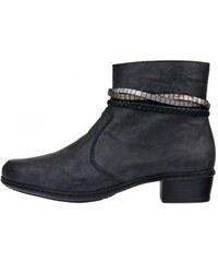 Kotníčková obuv RIEKER Y0758-00