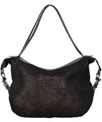 Silvio Tossi Handtasche - schwarz
