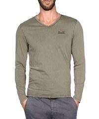 NAPAPIJRI Langärmlige T-Shirts sombre long sleeves