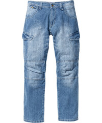 John Baner JEANSWEAR Jean Loose Fit Straight, N. bleu homme - bonprix