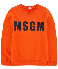MSGM Casual Sweatshirt