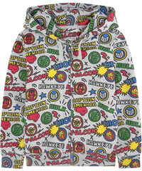 Little Eleven Paris Avengers-Kapuzen-Sweatshirt