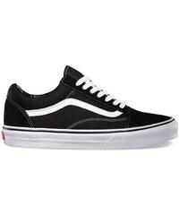 Dámské boty Vans OLD skool black white 40 90b9b10265