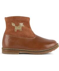 Pom d'Api Leder-Boots New Trip