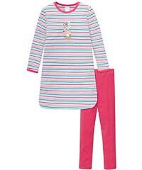 Schiesser Mädchen Nici Nachthemd 1/1 mit Leggings