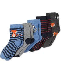 C&A Socken in Blau / Blau