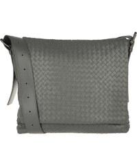 Bottega Veneta Sacs à Bandoulière, Messenger Bag New Light Grey en gris