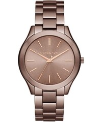 Michael Kors Montres, Ladies Slim Runway Watch Sable-Tone en marron