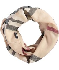 FRAAS Snood mit klassischem FRAAS Plaid in beige