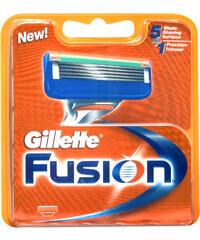 Gillette Fusion Přípravek na holení M 4 ks Náhradních hlavic