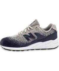 New Balance Baskets/Running 580 - Mrt580jv Grise Et Bleue Homme