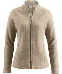 hessnatur Damen Wollfleece-Jacke aus reiner Schurwolle