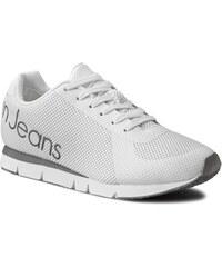 Sportcipő CALVIN KLEIN JEANS - Jack SE8526 White 1e7f4b7b7a