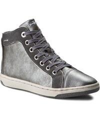 Sneakers GEOX - J Creamy E J62L5E 0KP22 C9002 D Dk Grey