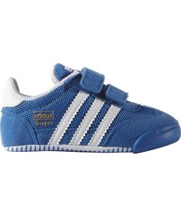 Adidas Chlapecké sportovní boty Dragon L2W Crib - modré