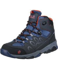 Jack Wolfskin Mtn Attack 2 Texapore Mid chaussures randonnées enfants dark satsuma