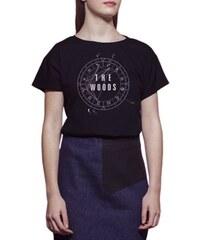 The Woods T-shirt - noir