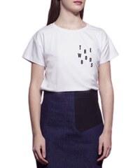 The Woods T-shirt - blanc