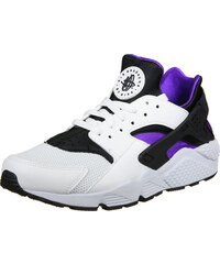 Nike Air Huarache Schuhe white/purple