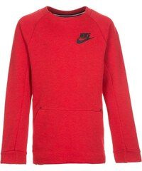 Nike Performance TECH FLEECE Sweatshirt university red heather/black