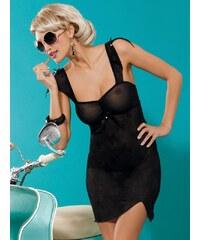 Košilka Lippie - Obsessive Barva: černá, Velikost: S/M
