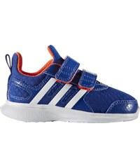 Adidas Chlapecké tenisky Hyperfast 2.0 cf I - modré