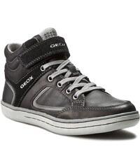 Sneakersy GEOX - J Garcia B. A J64B6A 0BCCL C0017 D Black/Grey