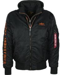 Alpha Industries Ma-1 D-Tec Se veste black/orange