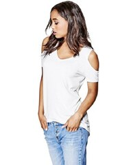 Guess tunika Short-Sleeve Cold-Shoulder