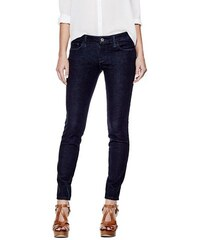 Guess jeans Low-Rise Power Skinny in Silicone Rinse