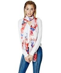 Guess šátek Floral Explosion