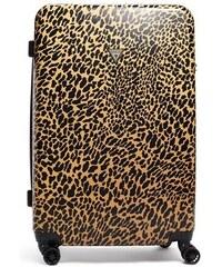 """Guess kufr Joselle Leopard-Print 28"""" Roller"""