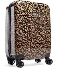 """Guess kufr Joselle Leopard-Print 18"""" Roller"""