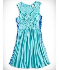 GUESS Kids šaty Tie-Dye Appliqué
