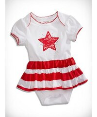 GUESS Kids body Peplum With Stripes