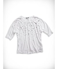 GUESS Kids Top Oversized with Studs